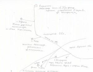 Карта Ивана