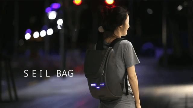 «Живой» рюкзак