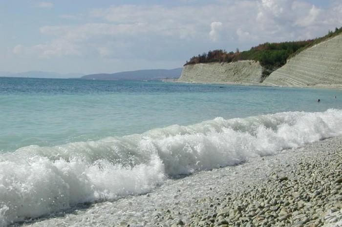 Волны Дивноморск