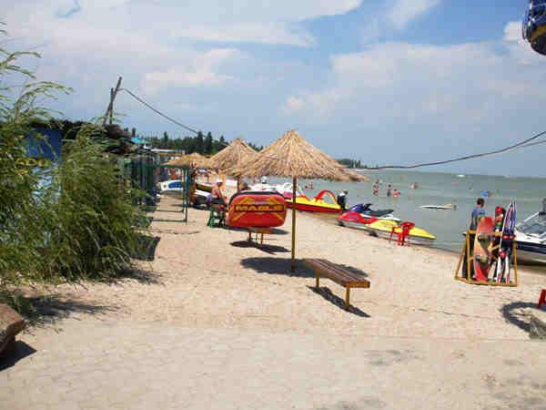 Ейск пляж