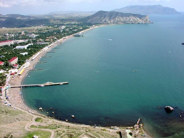 Заливчик Крым