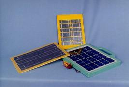 Солнечные батареи для туризма