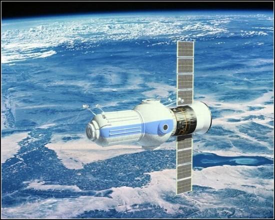 Туристическая орбитальная станция