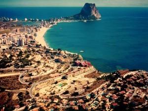 Места отдыха в Испании
