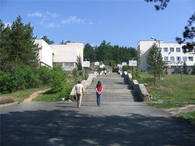 Минералогический и животный музей ильменского заповедника