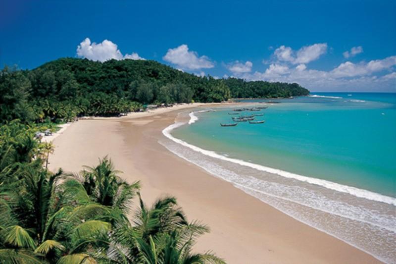 Пляжный отдых Тайланд
