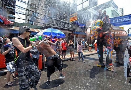 новый год в тайланде традиции