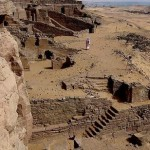 Лучшие места Египта. Гробницы знати
