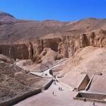 Лучшие места Египта. Долина царей