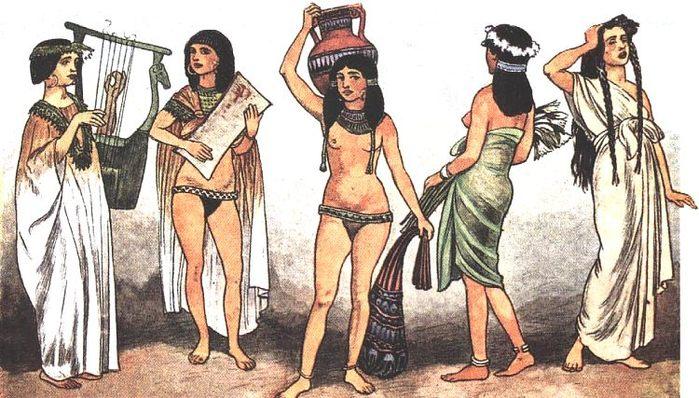 Какую одежду взять с собой в Египет