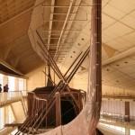 Лучшие места Египта. Музей солнечной ладьи