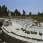 Лучшие места Египта. Римский театр