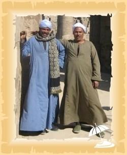Традиции Египта