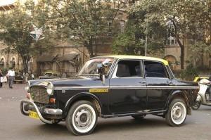 Ambassadors такси Индии