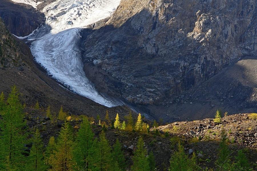 Ледник Ак-Тру