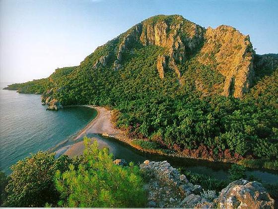 Природа-Турции