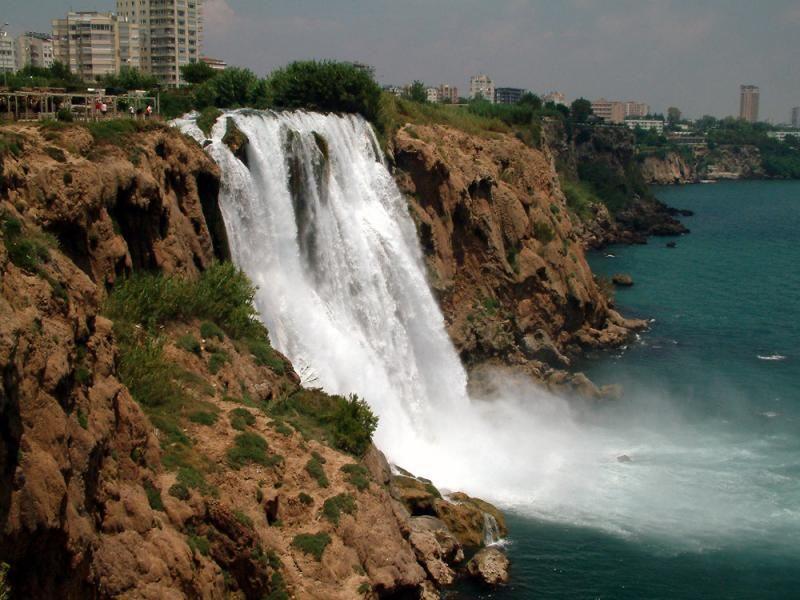 Водопад-Дюден