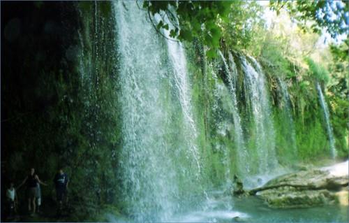 Водопады-Турции