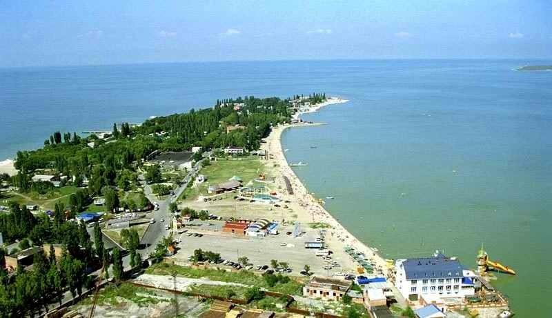 Где отдохнуть на Азовском море - Ейск