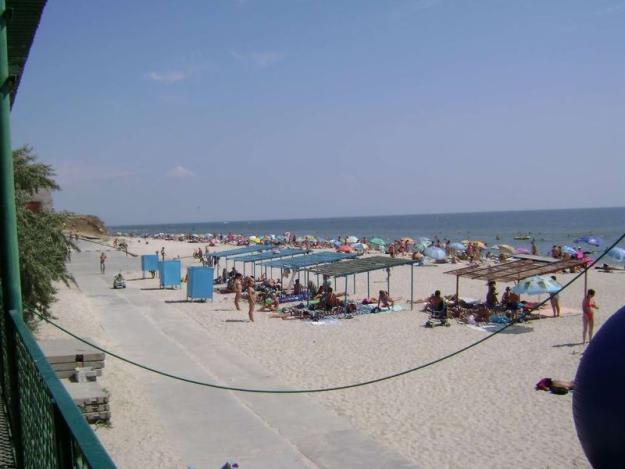 Где отдохнуть на Азовском море - Кирриловка