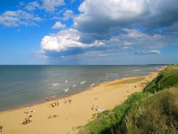 Пляжный отдых недалеко от краснодара