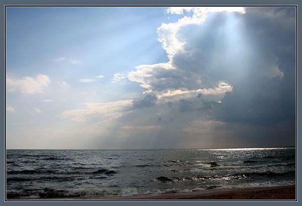 Погода на Азовском море