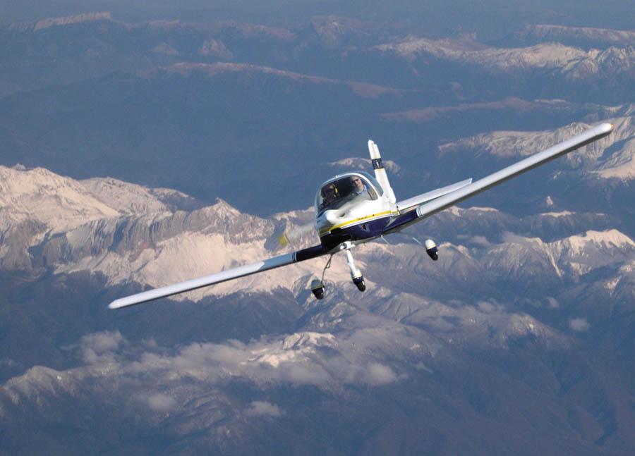 Время полёта до Греции