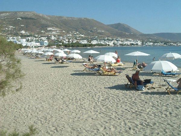 Общественные пляжи Греции