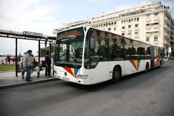 Общественный транспорт Греции