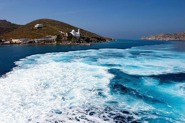 Температура воды в Греции