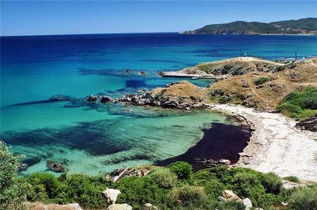 Сезон отдыха в Греции