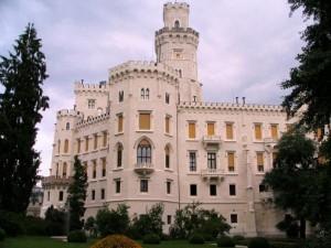 Экскурсии и достопримечательности Чехии. Замок Чешских Крумлов