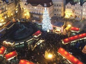 Погода в Чехии в декабре