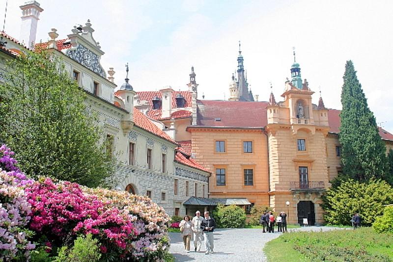 Погода в Чехии в июле