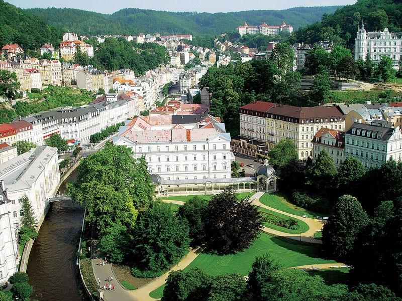 Погода в Чехии в июне