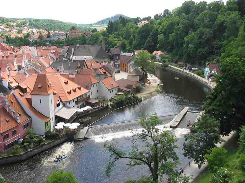 Погода в Чехии в мае