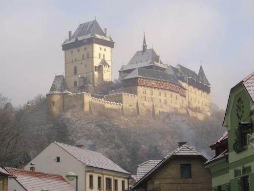 Погода в Чехии в ноябре