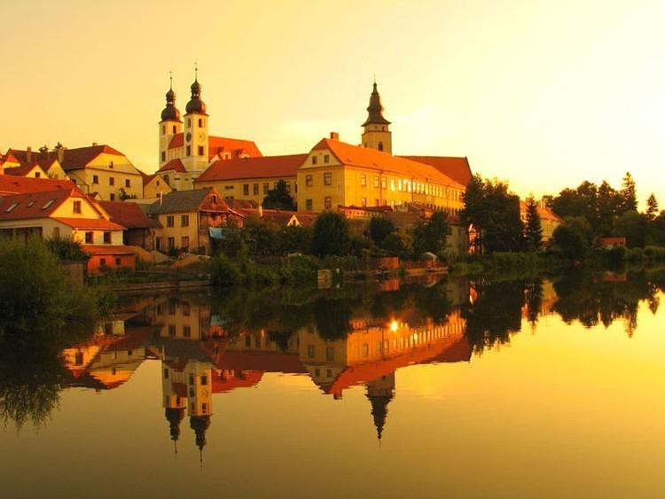 Погода в Чехии в октябре