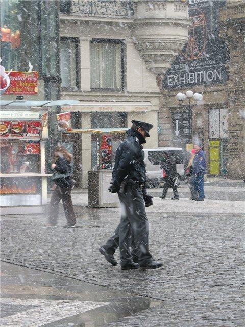 Погода в Чехии в феврале