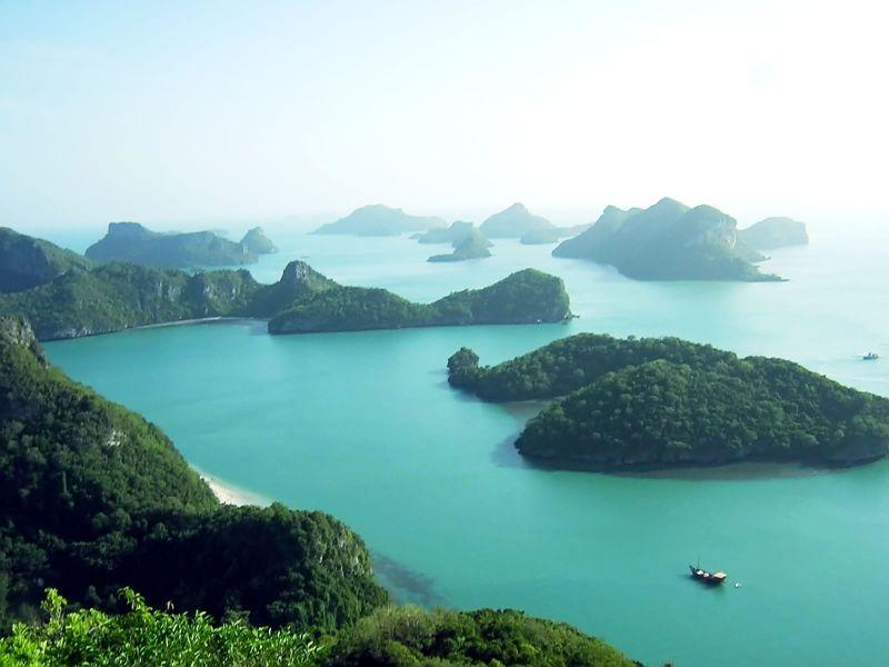 Тайланд в мае