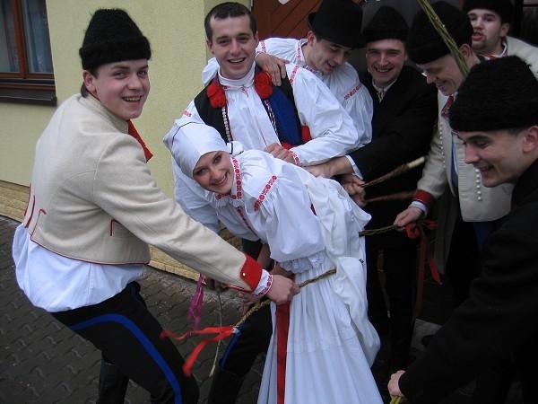 Чехия в апреле