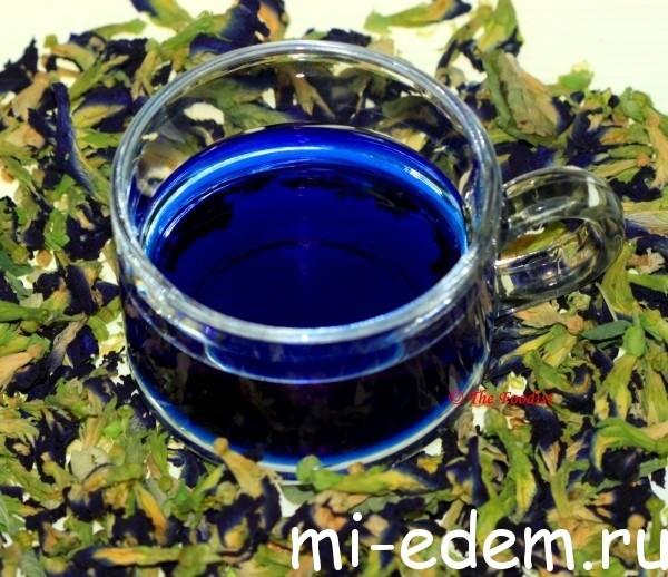 синий чай из тайланда купить в минске