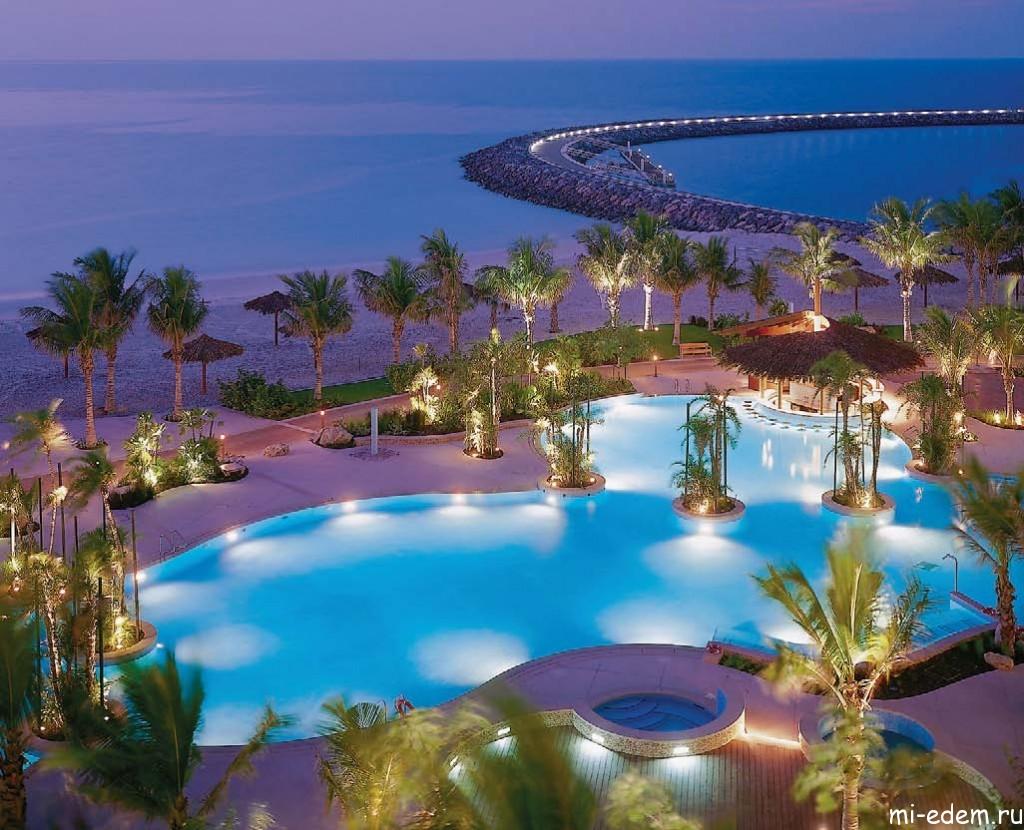 Температура воздуха и воды в ОАЭ