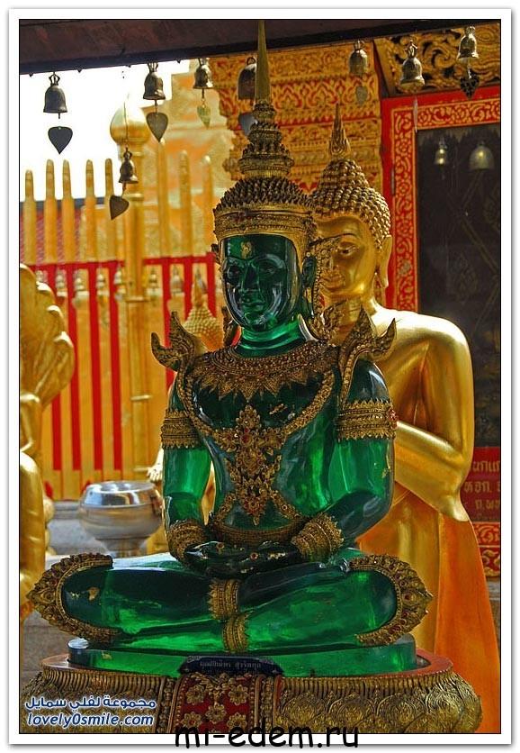 Храмы Тайланда. Храм Изумрудного Будды.