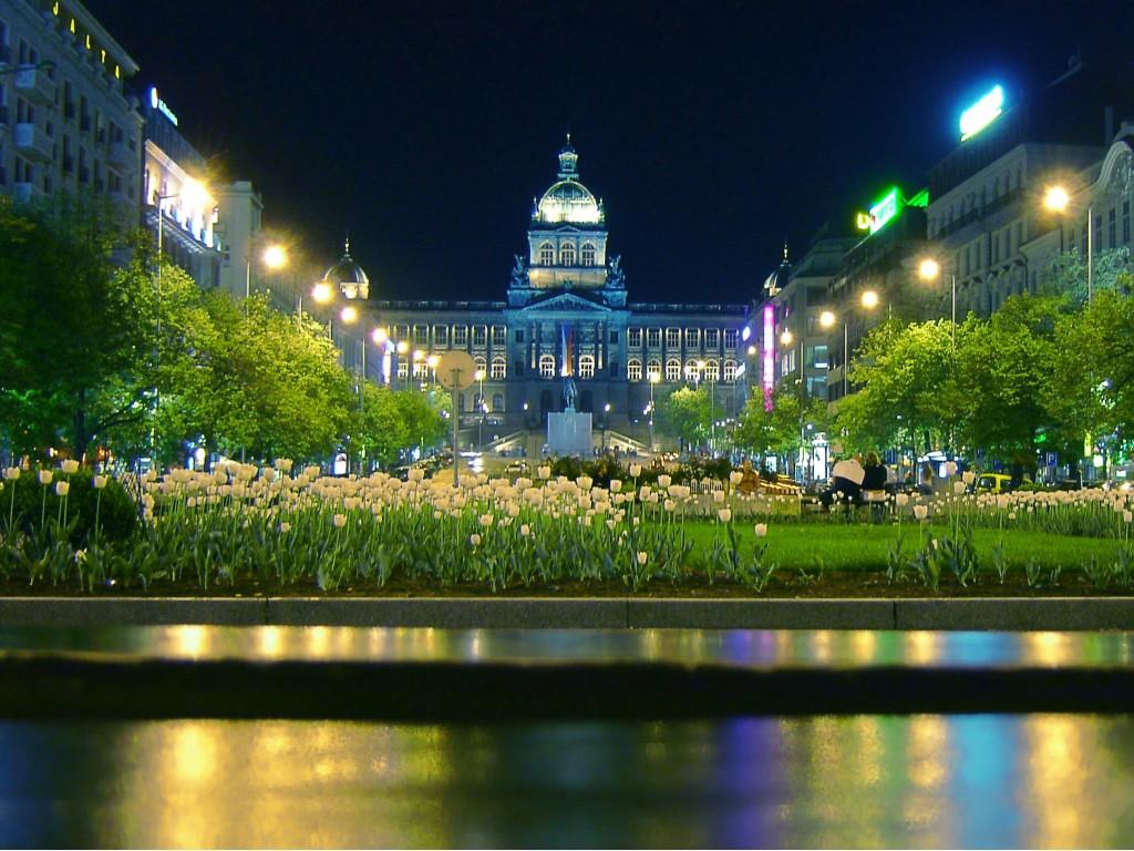 Чехия в июне
