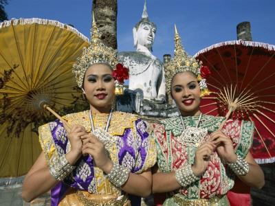 Что можно привезти из Тайланда. Традиционная одежда.