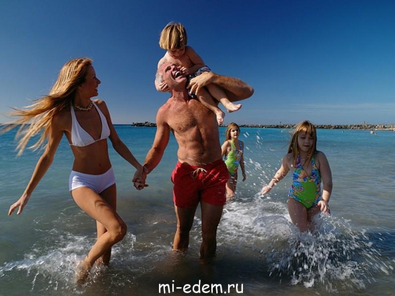 Крым с детьми: советы туристам - Ежедневник