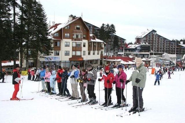 Болгария зимой Боровец