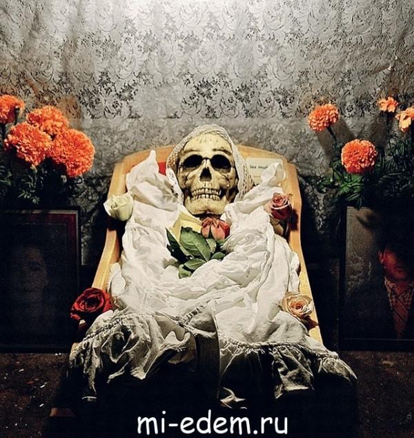День мёртвых в Мексике