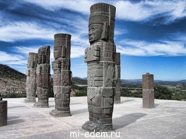Остров женщин.Мексика